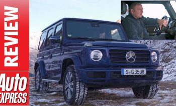 New Mercedes G 350d 2019 review – is this the BEST G-Wagen?