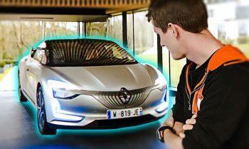 Driving a MULTI-MILLION DOLLAR Autonomous Car!