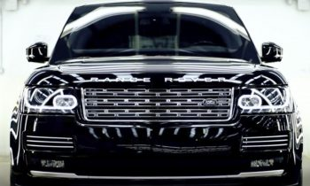 Land Rover Custom Armoured Vehicle: Luxury Meets Security