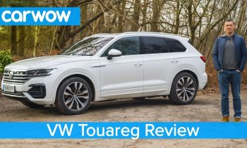 Volkswagen Touareg SUV 2019 in-depth review | carwow Reviews