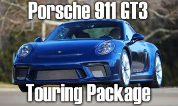 Porsche 911 GT3 Touring Package with $60,000 in options