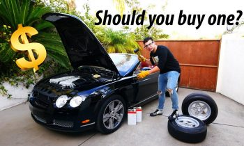 Maintaining A Used Bentley GT Costs Less Than You Think…