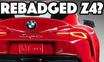 2020 Toyota Supra – BMW or Toyota? The UNTOLD TRUE STORY