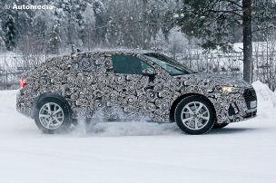 Audi Q3 Sportback (2019): Vorschau: Audi Q3 Coupé erwischt