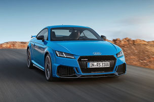 Audi TT RS Facelift (2019): TT RS: neue Optik, alter Motor