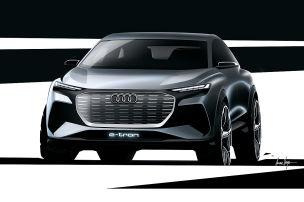 Audi Q4 e-tron (2020): Audi bringt das E-SUV Q4 e-tron