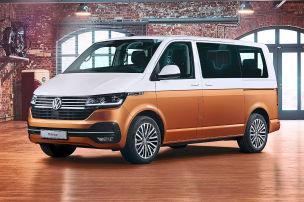 VW T6 Facelift (2019): Neues Infotainment für den frischen T6