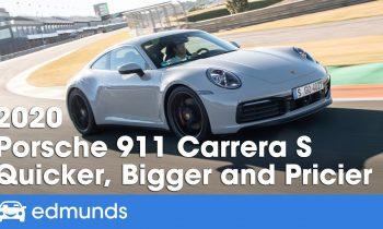 2020 Porsche 911 Carrera S | Behind the Wheel | Edmunds