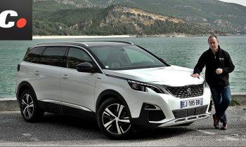 Peugeot 5008 SUV | Primera prueba / Test / Review en español | coches.net