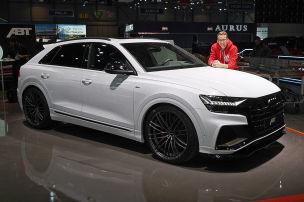 Audi Q8 Abt Sportsline: Brutale Optik und 23-Zoll-Felgen am Q8