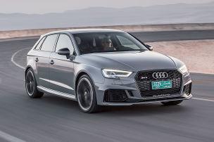 Audi RS 3 Sportback: Audi RS 3: 400 PS für 398 € netto im Monat