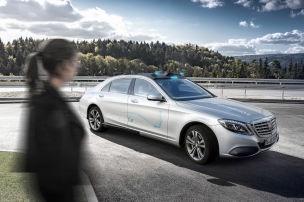 Autonomes Fahren: Kommunikation: Autos werden mit uns kommunizieren
