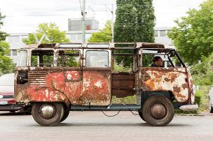 Restaurierung von VW T1 Samba: Der Samba-Bulli aus dem Nichts