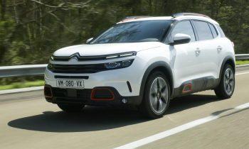 Neuer Citroën C5 Aircross SUV: Automatikgetriebe EAT8