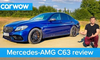 Mercedes-AMG C63 S 2019 review – see how quick it can get to 60mph | carwow