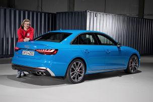Audi S4 Facelift (2019): Test: Audi S4 Facelift: nur noch mit V6-TDI
