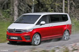 VW T7 (2021): Multivan/Bus: VW T7: 2021 kommt der nächste Bus
