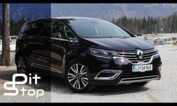 Renault Espace With 200 HP