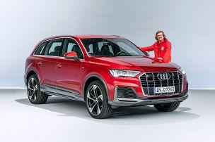 Audi Q7 Facelift (2019): Vorstellung: Q7 Facelift kommt als Mild-Hybrid