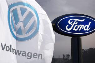 VW und Ford: Elektro-Allianz: E-Allianz zwischen VW und Ford