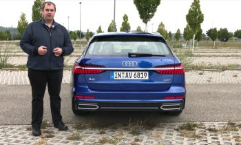 Der neue Audi A6 Avant 45 TFSI Quattro – Review – Test – Drive – 2019