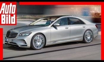 Zukunftsaussicht: Mercedes S-Klasse (2020) Details/Erklärung