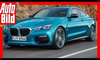 Zukunftsaussicht: BMW 4er (2020) Details / Erklärung