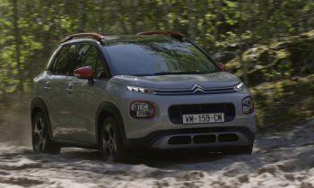 Der neue Citroën C3 Aircross Compact SUV – Tutorial Grip Control