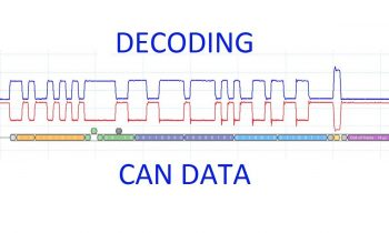 Decoding CAN Bus Data Using the Pico Scope