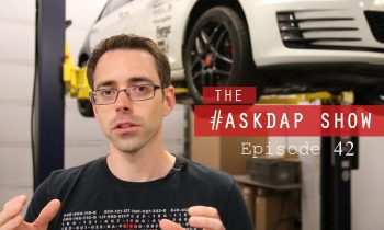 #AskDAP Episode 42   Can the Dealer Tell if You're Tuned and more