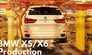 BMW X5/X6 Production in South Carolina