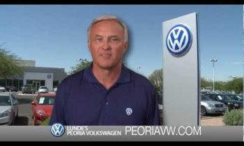 Lunde's Peoria Volkswagen Dealership Video Dennis Lunde Owner Serving Peoria Phoenix in Arizona