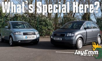 I Drive The Mythical Audi A2 3L – The REAL 100 MPG car!