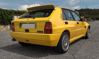 Lancia Delta HF Integrale Evoluzione II (Evo 2): Accelerations & Stock Exhaust/Engine Sound