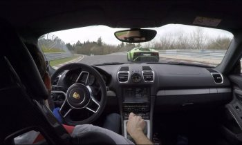Porsche Cayman GT4 vs. Lamborghini Aventador SV Nordschleife//.
