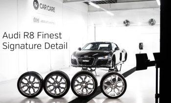 High End Detailing Audi R8 Finest Signature Detail