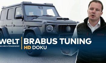 BRABUS – Die EDELTUNER aus dem Ruhrgebiet   HD Doku