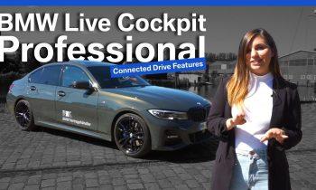 BMW Live Cockpit Professional + Varianten | Review/Erklärung
