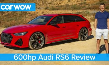 Audi RS6 2020 REVIEW – see why I prefer it to an M5 and E63!