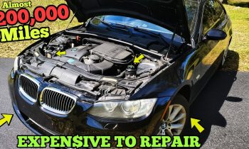 BMW Master Tech Finds Everything Broken on my DONATED Twin Turbo 335i with near 200,000 Miles!