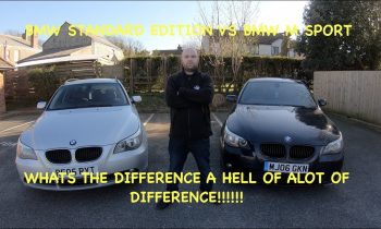 Difference Between Bmw M Sport Vs Bmw Standard Edition (SE) Which One Is Better ????