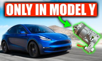 Tesla Model Y – The Only Tesla With A Heat Pump