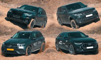 SUV Battle 2020: Audi Q8, BMW X5, Mercedes GLE, Volvo XC90, Range Rover Sport, Jeep, Lexus & BMW X6