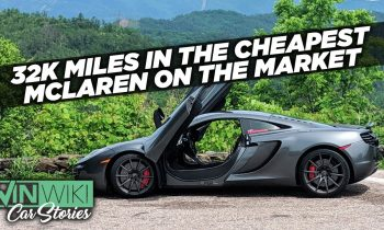 How I stole the world's most reliable McLaren