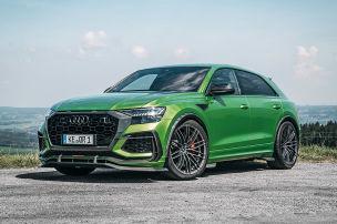 Audi RS Q8: Abt RSQ8-R: Abt pusht den RS Q8 auf 740 PS