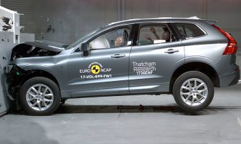 Volvo XC60 (2020) The Safest SUV | Crash Test