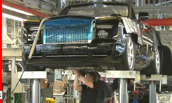 Rolls Royce and BMW Production in England
