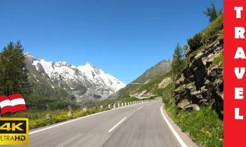 Driving in Austria 1: Grossglockner High Alpine Road | 4K 60fps