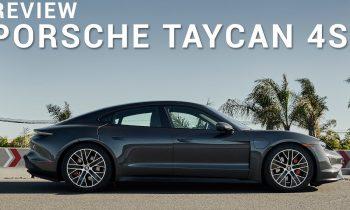 2020 Porsche Taycan 4S | Review | Autotrader