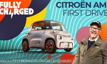 Citroen AMI First Drive – Absolutely Bonkers or Gallic Genius?  100% Independent, 100% Electric